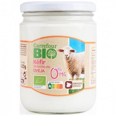 Comprar kéfir Bio en Carrefour