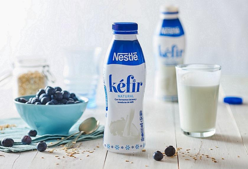 Comprar kéfir de Nestlé