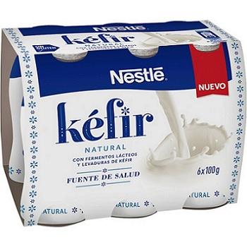 Kéfir Nestlé Opiniones