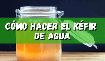 Cómo hacer el kéfir de agua
