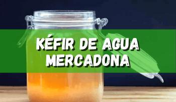 Kéfir de agua Mercadona