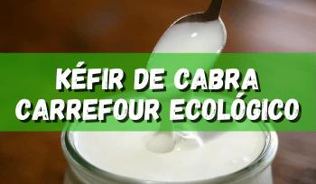 Kéfir de cabra Carrefour Ecológico